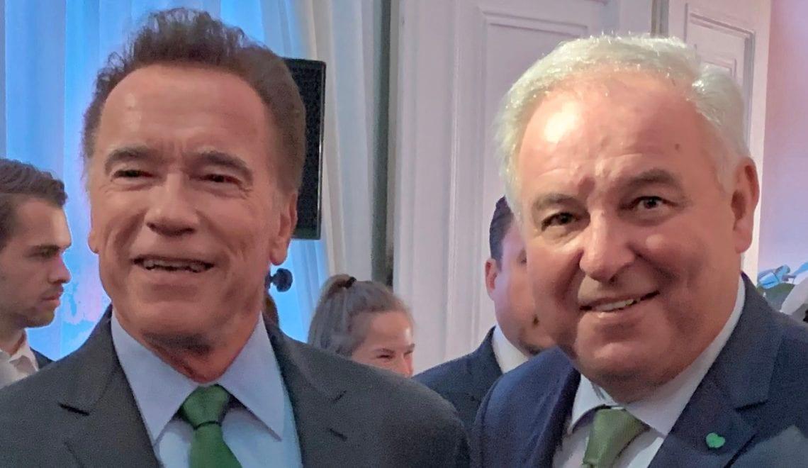 """""""Klimaschutz by Arnie"""" – Die Steiermark ist dabei"""