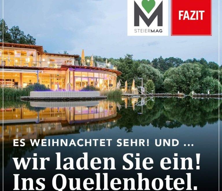 Gewinnspiel: 3 Nächte in der Heiltherme Bad Waltersdorf