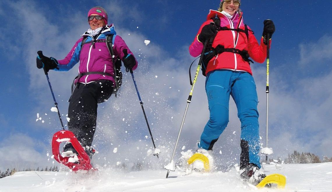 Schneeschuh-Festival in der Murtaler Bergwelt
