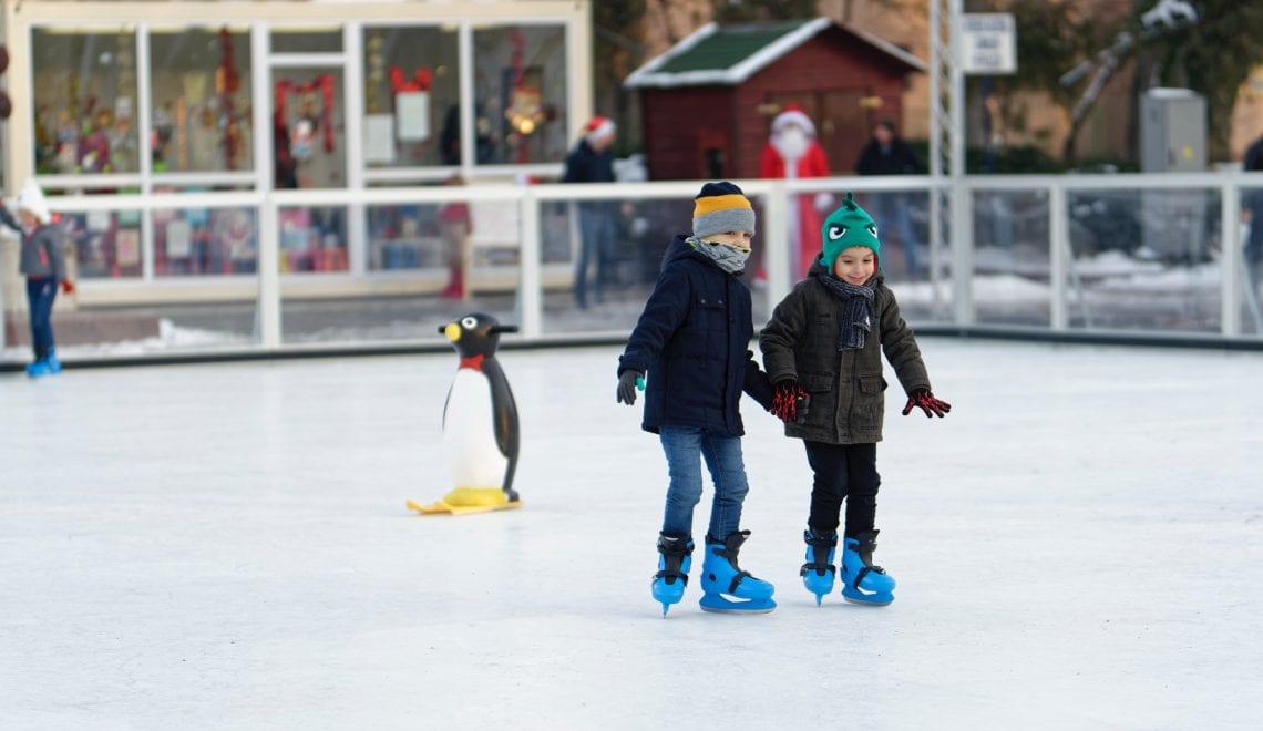 Top 5 Geheimtipps: Steirische Eislaufplätze