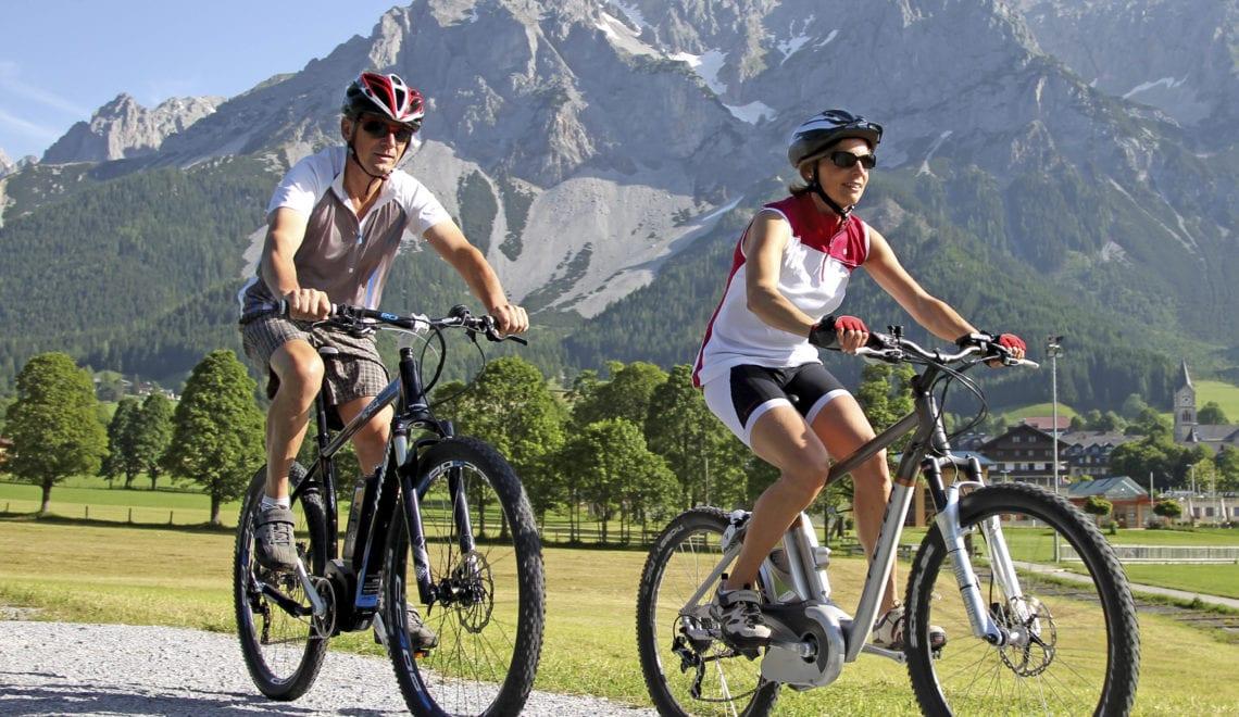 Ein neues (E-)Bike-Angebot für die Steiermark