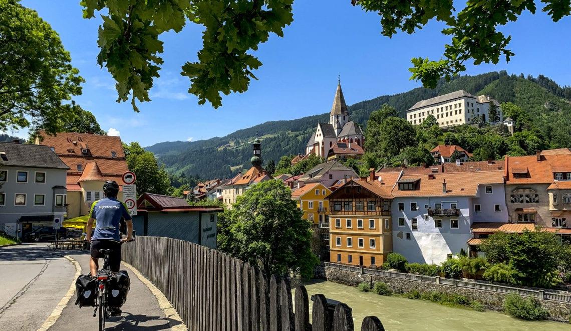 Top 5 Radwege in der Steiermark