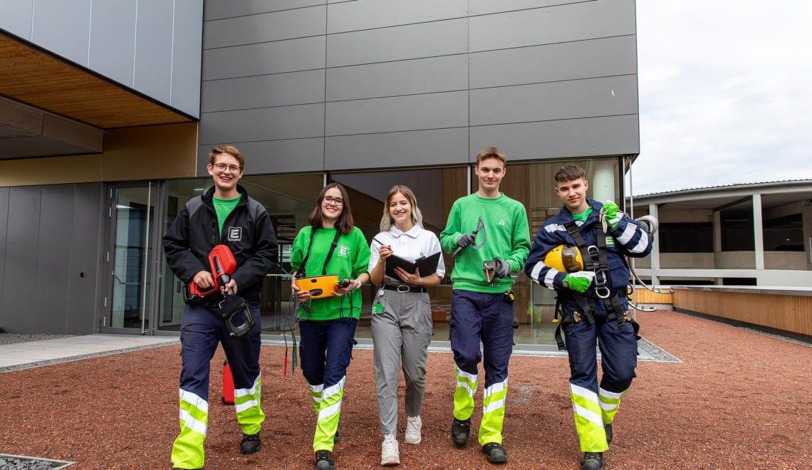 Energie Steiermark: Neuer E-Campus für Green Energy