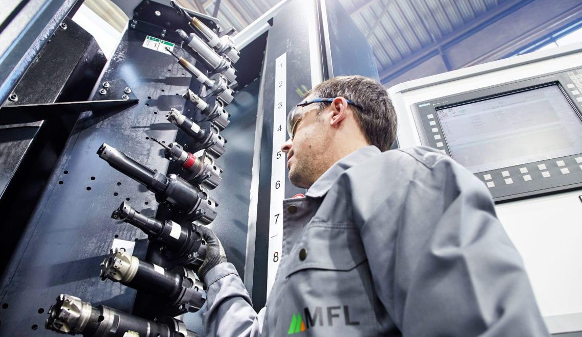 Wichtige Aufträge für die Maschinenfabrik Liezen