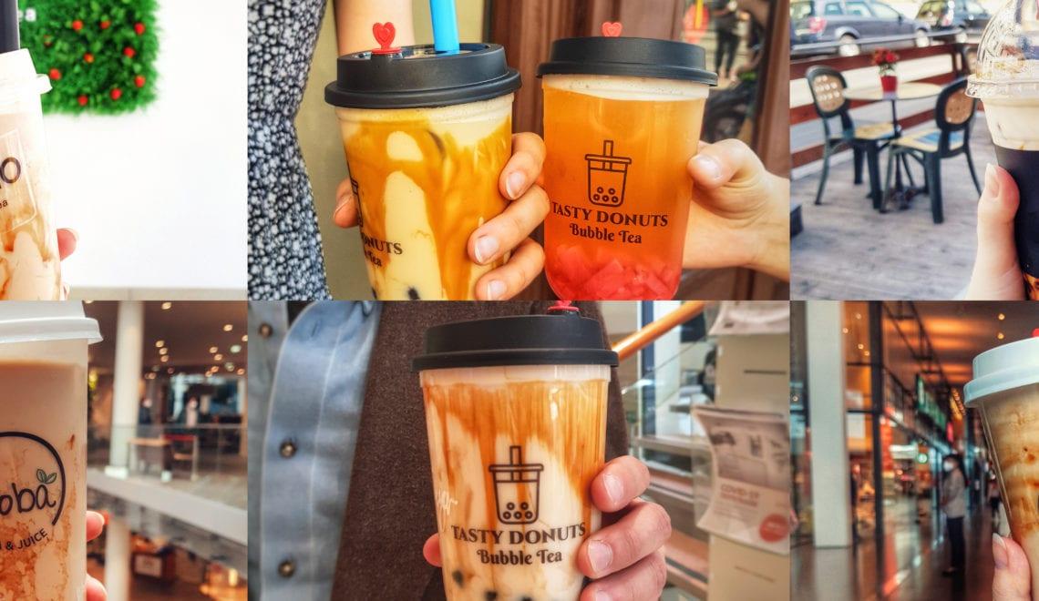 Top 5 Bubble Tea Shops in Graz